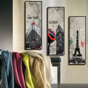 France Waterproof Canvas Art Photo Printing Painting Wholesale