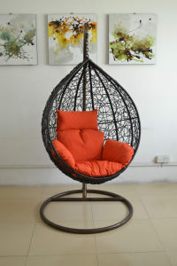 Best Deals on Outdoor Furniture Poly Rattan Hanging Chair