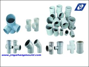 PVC Push Fit Tee Mould pictures & photos