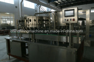 High Quality Pop-Top Can Filling Machine with Ce Certificate pictures & photos