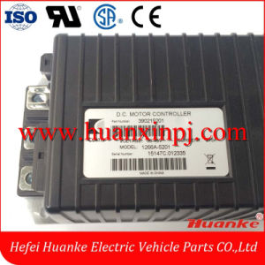 High Quality Curtis DC Controller 1266A-5201 36-48V pictures & photos