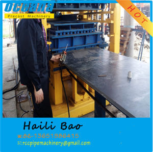 Qt4-15 Automatic Hydraulic Hollow Paving Concrete Block Brick Making Machine
