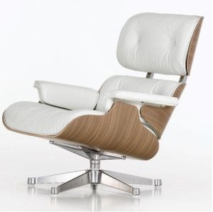 Charles Eames Lounge Stoel.Designer Charles Eames Lounge Chair