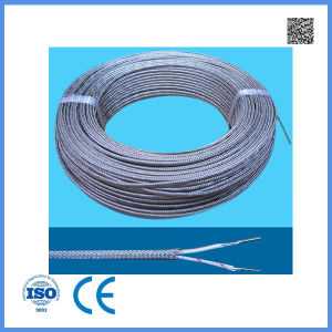 High Quality K Type Thermocouple Wire Compensation Extended Cable pictures & photos
