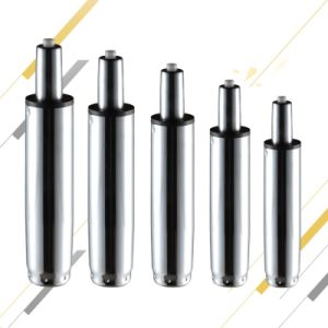 Polished Black Cylinder Gas Lift For Office Chair Spring Furniture Hardware