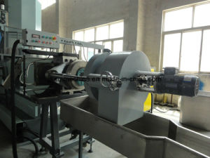 Waste LDPE Film Recycling Pelletizing Machine pictures & photos