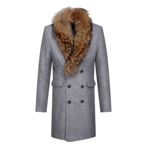 Top Quality Wind Proof Keep Warm Coat pictures & photos