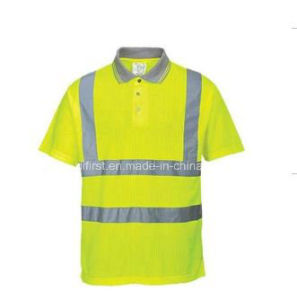 Fashion Hi Visibility Polo Shirt, Meet En/ANSI, Direct Factory pictures & photos