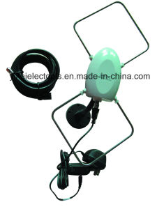 Indoor and Outdoor Digital HD TV Antenna with Universal Direction Base pictures & photos