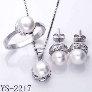 925 Silver Jewellery Set Factory Hotsale pictures & photos