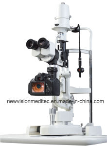 Digital Slit Lamp with Imaging Processing Software pictures & photos