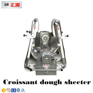 Professional Croissant Table Top Bakery Equipment Dough Sheeter (ZMK-450B) pictures & photos