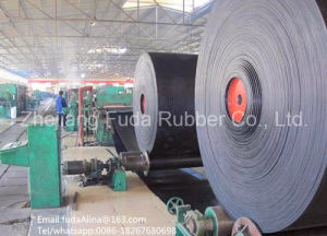 Heat Resistant Ep Conveyor Belt for Hot Coke pictures & photos
