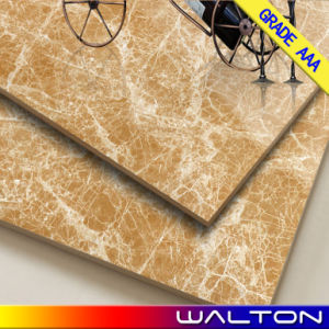 600X600 Building Material Full Polished Porcelanato Glazed Porcelain Floor Tile