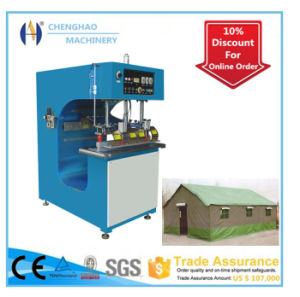 5-15kw Tent Welding Machine for PVC Tarpaulin Welding, Ce Approved PVC Welder