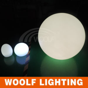 Color Changing Snowball LED Christmas Lights