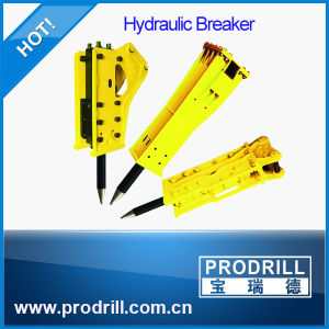 Hydraulic Rock Breaker for Excavator Mounted Machine pictures & photos