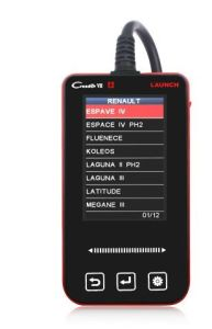 Original Launch Creader VII Diagnostic Tool Code Reader pictures & photos