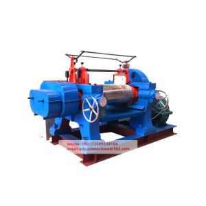 Two Roll Open Rubber Mixing Mill Machinery