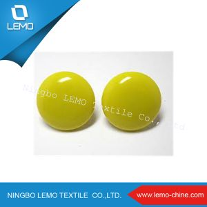 Candy Color Resin Button for Shirt pictures & photos
