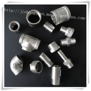Screw Thread Stainless Steel Connector