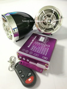 Motorcycle Alarm System MP3 Audio
