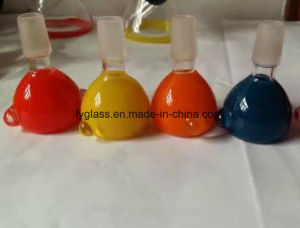 Fancy Color Glass Water Pipe Glass Bowl $1.25 pictures & photos