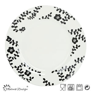 Popular 16PCS Porcelain with Decal Daily Use Dinner Set pictures & photos