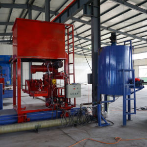 Customized Size FRP Pipe Machine for Sale