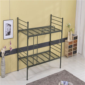 Hot Sale Cheap Separatable Metal Bunk Bed for Aults