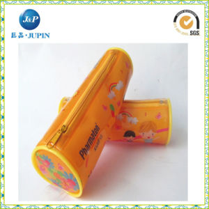 School Stationery Case Frozen Pen Pencil Bag for Children (JP-plastic050) pictures & photos