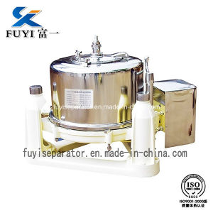 High Efficient Stainless Steel Industrial Dehydrator Centrifuge