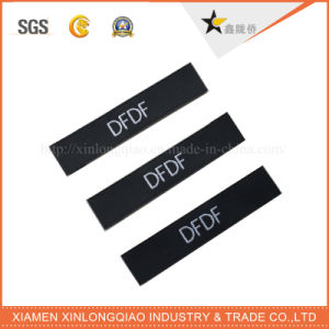 High Quality Clothing Garment Printing Printed Sticker Cloth Woven Label pictures & photos