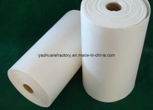Alumina Silicate Fireproof Fibre Acupuncture Paper with ISO9001