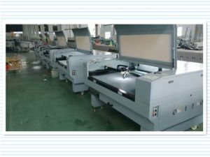 Automatic High Speed Laser Cutting and Engraving Machine