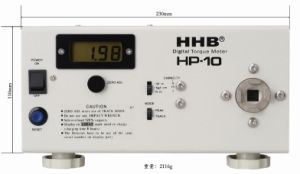 High Accuracy Electric Digital Torque Force Tester (HP-10) pictures & photos