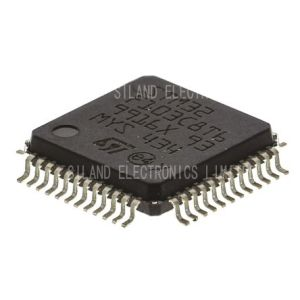 Stmicroelectronics Stm32f103c8t6 32bit Arm Cortex M3 Microcontroller 72MHz  64kb Flash 48pin Lqfp