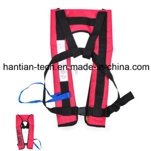 150n Inflatable Life Jacket for Lifesaving and Survival pictures & photos