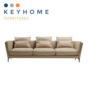 Living Room Furniture Leather Corner Sofa for Sale