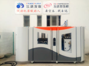 Automatic and Bottle Application Blowing Machine for Pet Preform pictures & photos