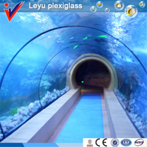 china acrylic tunnel fish tank aquarium tunnel china fish tank rh leyuacrylic en made in china com