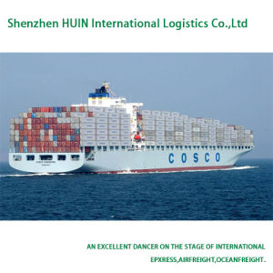 Shipping Electronic Components From China to Iran by Ocean