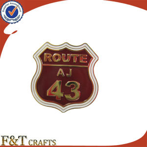 Wholesale High Quality Badge Printing Logo pictures & photos