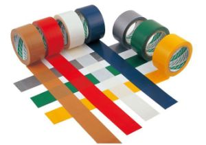 High Quality PE Coated Rubber Cloth Duct Tapes pictures & photos