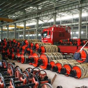 China Mining Belt Conveyor Pulleys/Conveyor Drum/Conveyor Roller