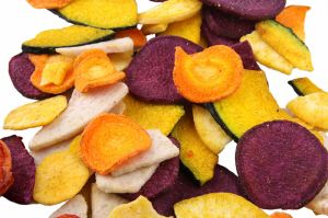 Mixed Vegetable & Fruit Chips with High Quality pictures & photos