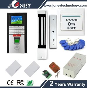 Password RFID Card Biometric Fingerprint Time Attendance System with Access Control pictures & photos