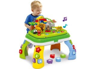 Kids Baby Developmental Toys Wooden Train Truck Geometric Blocks Educational Toy W30 Blocks