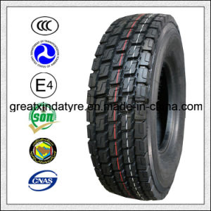 Bis Certificate Truck Tyre Commecial Truck Tyre (10.00R20 11.00R20) pictures & photos