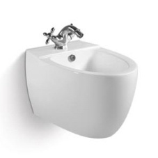 Sanitary Ware Ce Certification Wall-Hung Bidet (MARBLE-BW) pictures & photos